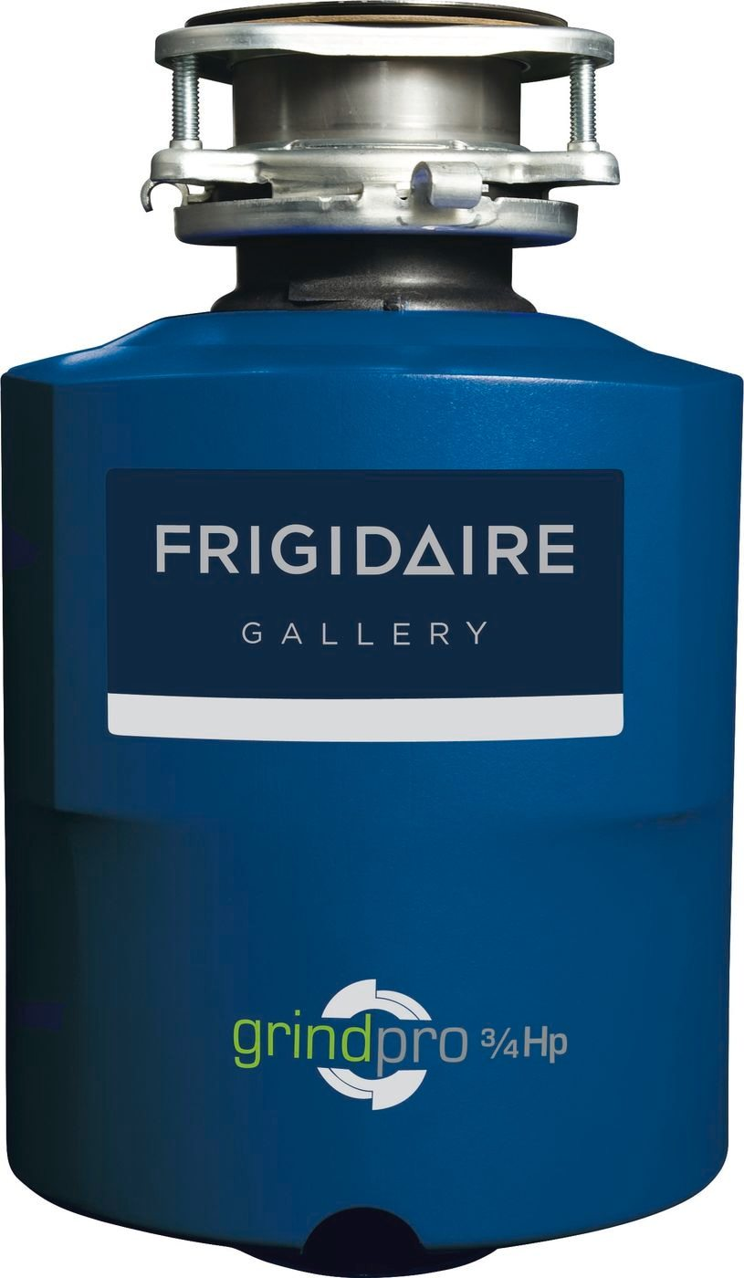 Frigidaire Gallery 3/4-HP Continuous Feed Noise Insulation Garbage Disposal